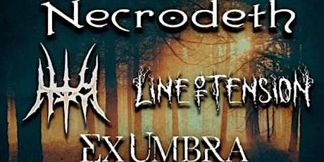 Oxidación De La Nación Tour ☢️ boletos