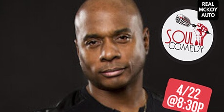 @SoulComedy starring TONY ROBERTS! 4.22.20 tickets