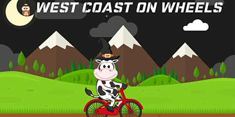 West Coast On Wheels Night Owl 3 - Night Cycling tickets