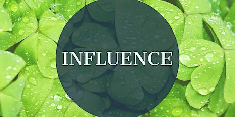 Becoming a Person of influence where have you felt that dropped the ball? tickets