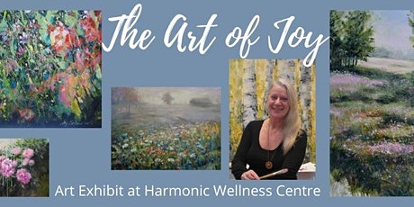 Lunch & Learn The Art of Joy - Art collaborates with Wellness tickets