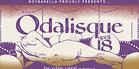 Odalisque tickets