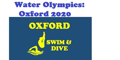 Water Olympics: Oxford 2020 tickets