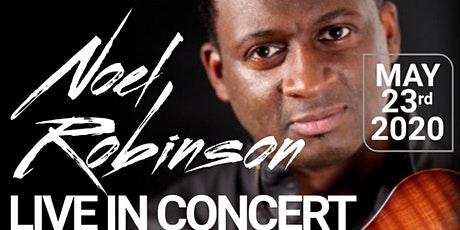 Noel Robinson - Live in Concert Feat. Lurine Cato tickets
