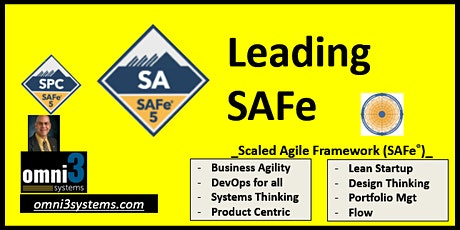 *SA-Leading-SAFe5 Agilist_Chicago-&-online-15PDUs-scrum-DevOps-agile-lean tickets