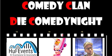 Comedy Clan - Die Comedynight EPISODE II tickets