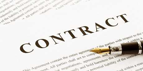 Partnership Agreements & Joint Venture Contracts tickets