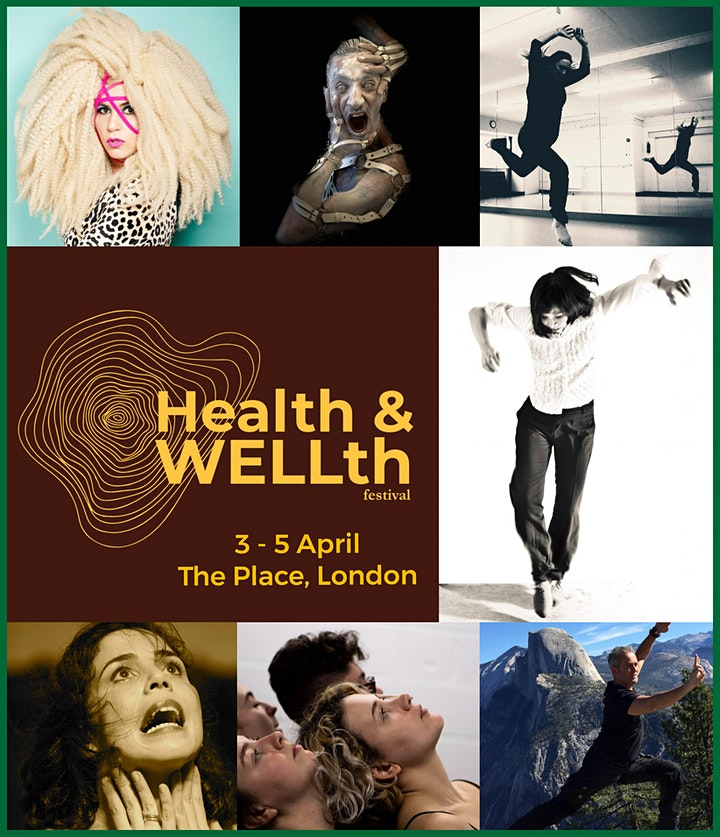 Masterclass Package - Health & WELLth Festival image