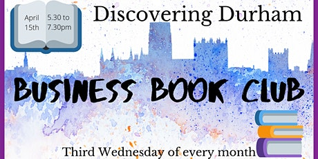 Durham Business Book Club - First Meeting tickets