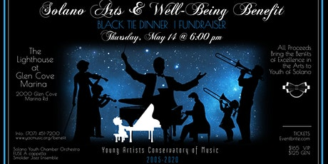 YACM - Solano Arts for Well-Being Benefit Dinner tickets