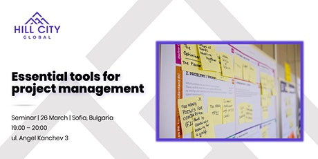 Essential tools for project management tickets