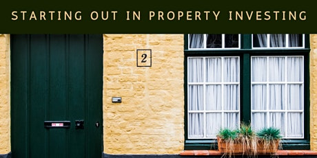 Starting Out in Property Investing tickets
