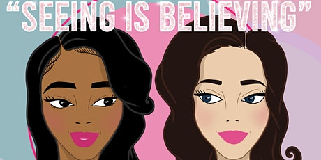 Moniie Talks & Dawn J Present Seeing is Believing A 2020 Vision Board Party tickets