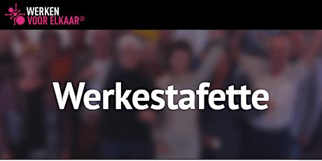 Werkestafette Eindhoven - informatiebijeenkomst woensdag 22 april 2020 tickets