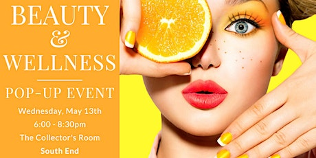 Spring 2020 Beauty & Wellness Pop Up at The Collector's Room tickets