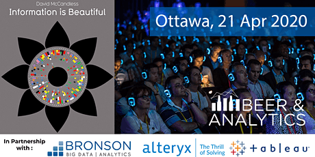 Beer and Analytics IV - Ottawa (5pm to 9pm) tickets