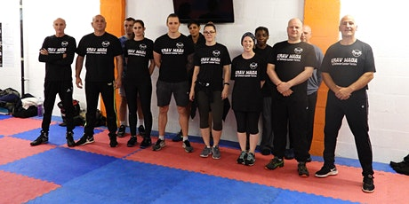 Beginners Krav Maga Self Defence and Fitness Classes tickets