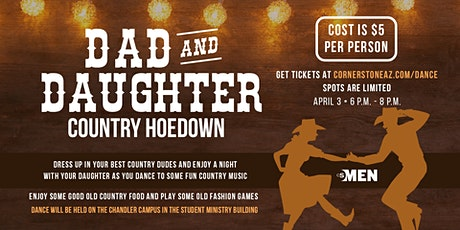 Dad & Daughter Country Hoedown tickets
