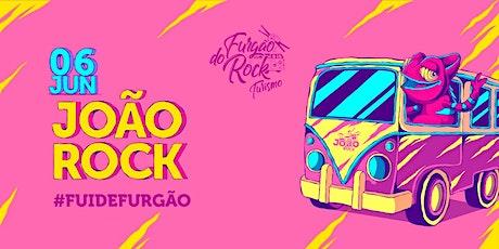 João Rock 2020 - Excursão Oficial Furgão do Rock  ingressos