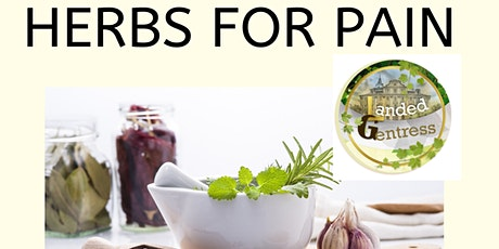 Herbs for Pain - Harnessing the power of herbs for natural pain relief tickets