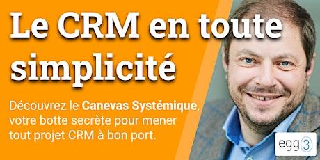 Le CRM en toute simplicité billets