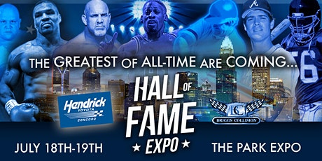 HALL OF FAME EXPO tickets