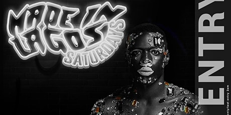 Made in LAGOS Saturdays - (FREE ON GUESTLIST ONLY) tickets