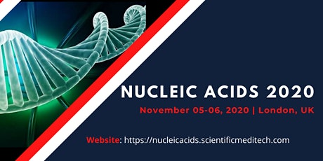International Conference on Nucleic Acids and CRISPR tickets