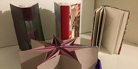 Bookbinding with Helen Golding Miller tickets