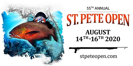 2020 St. Pete Open Spearfishing Tournament tickets