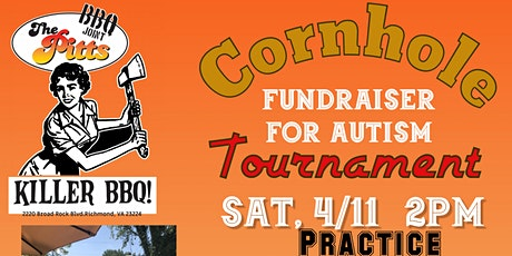 Corn hole Tournament - A benefit for Autism tickets