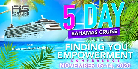 FINDING YOU EMPOWERMENT CONFERENCE tickets