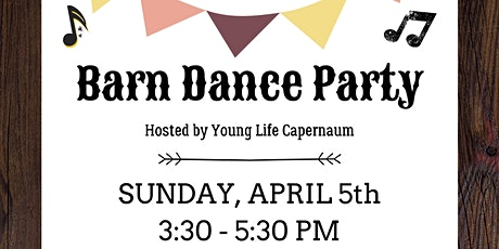 Young Life Capernaum Barn Dance Party tickets