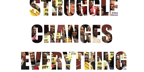 Struggle Changes Everything: Celebrating Transformative Justice tickets