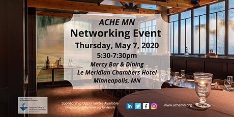 ACHE MN Networking Event tickets