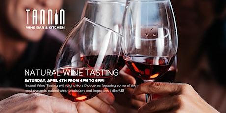 Natural Wine Tasting Event biglietti