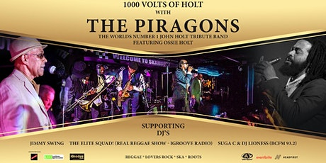 The Piragons - John Holt Tribute tickets