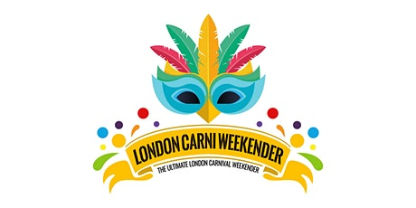 Notting Hill Carnival Weekender sponsored by Global 12 tickets