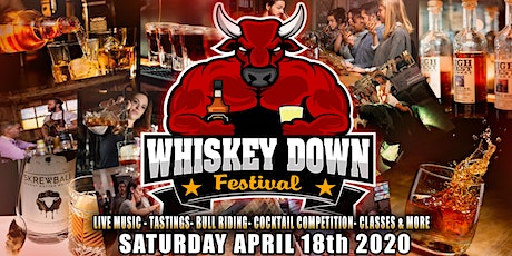 WHISKEY DOWN FESTIVAL tickets