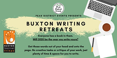 Buxton Writing Retreats tickets