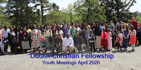DCF Youth Meeting 2020 tickets