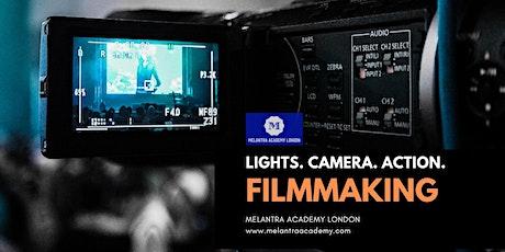 2-day Digital Filmmaking Workshop (Basics) tickets