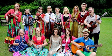 Balkan Village Band would like to invite you to celebrate Ederlezi tickets