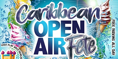 Caribbean Open Air Fete 2020 (Powered By RnR Promo