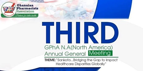 GPHA THIRD ANNUAL GENERAL MEETING  tickets