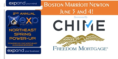eXp Realty Northeast Power Up - 2020 Vision for Success! tickets