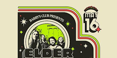 ELDER with BASK, Eagle Claw @ Barracuda Austin tickets