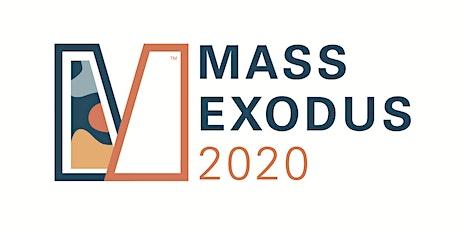 Mass Exodus 2020 tickets