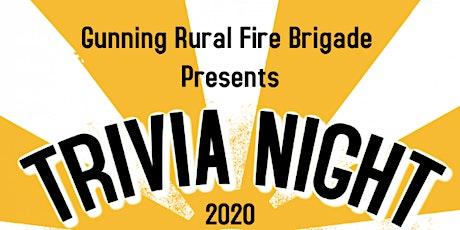 Gunning RFS Trivia Night tickets
