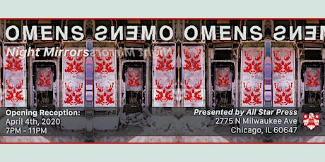 Night Mirrors: A Solo Show by OMENS MSK tickets
